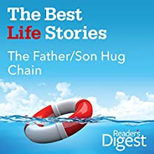 The Father/Son Hug Chain (       UNABRIDGED) by Lara Dillman Narrated by Romy Nordlinger