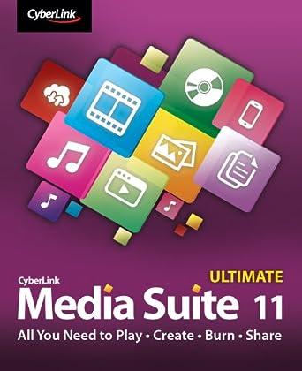 Cyberlink Media Suite 11 Ultimate [Download]