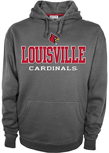 NCAA Louisville Cardinals Men's Huddle Up 2 Long Sleeve