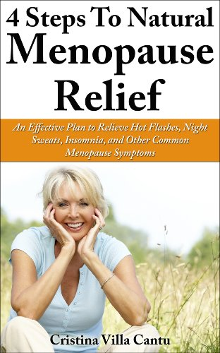 Best Natural Remedies For Menopause Symptoms Relief - Magazine cover