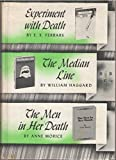 img - for DETECTIVE BOOK CLUB: EXPERIMENT WITH DEATH, THE MEDIAN LINE, THE MEN IN HER DEATH book / textbook / text book