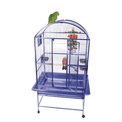 Cheap Bayard Dometop Bird Cage (9003223Platinum)