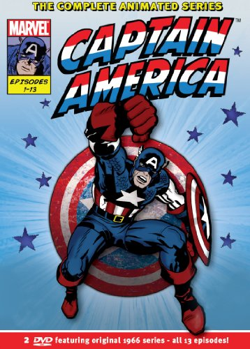 Captain America: The Complete 1966 Series [Edizione: Regno Unito]