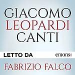 Canti   Giacomo Leopardi