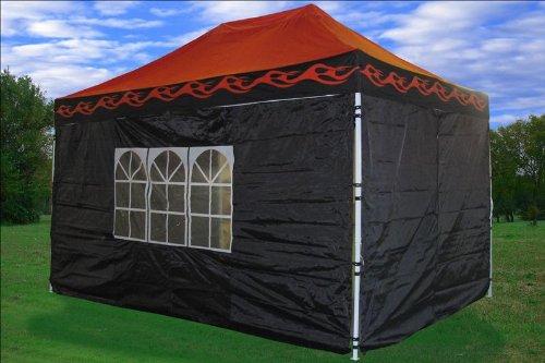 10x15 Pop up 4 Wall Canopy Party Tent Gazebo
