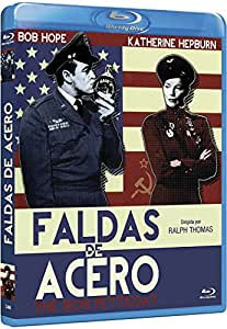 Amazon.com: Faldas De Acero Bd (Blu-Ray) (Import Movie) (European