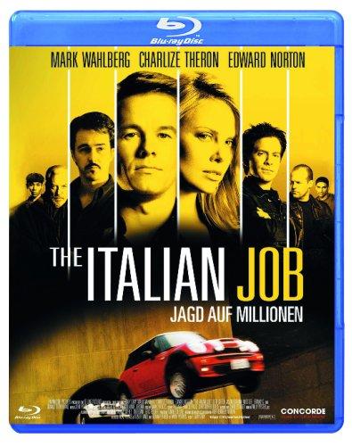 Ограбление по-итальянски / The Italian Job (2003) BDRip-AVC