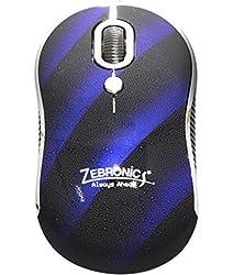 Zebronics Candy Optical Mouse (Blue)