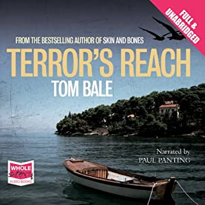 Terror's Reach Audiobook