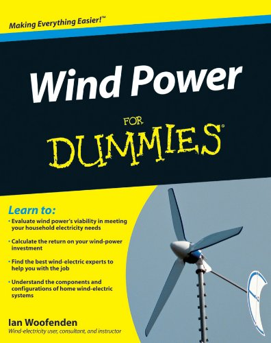 Download Wind Power For Dummies