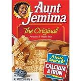 #3: Aunt Jemima,s Pancake Mix 454g