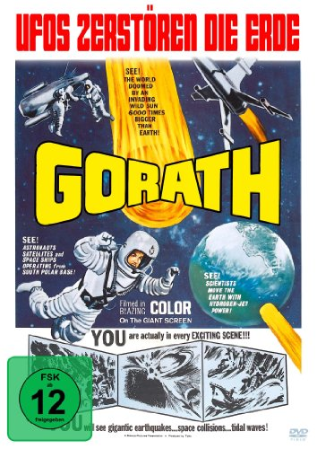 Ufos zerstören die Erde (Gorath)