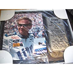 RUSTY WALLACE #2 MILLER LT PLAQUE by NASCAR