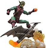 Diamond Select Toys SEP111606 Marvel Select Goblin Action Figure, Green
