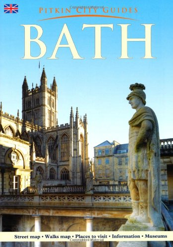 Bath City Guide - English (Pitkin City Guides)