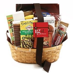 Celebrate with Friends Gift Basket by ig4U