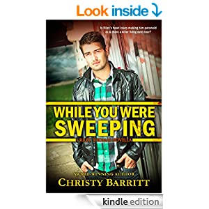While You Were Sweeping: A Riley Thomas Novella: A Squeaky Clean Spin Off