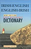 img - for Irish-English/English-Irish Easy Reference Dictionary New by The Educational Company of Ireland (2000) Paperback book / textbook / text book