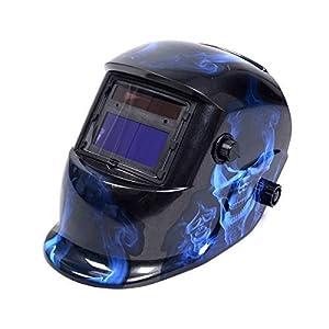 Pro Solar Welder Mask Auto-Darkening Welding Helmet Arc Tig mig grinding by United States by United States
