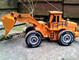 Remote Radio Control RC Mini Palm Micro JCB Style Construction Tool R/C Digger Tractor Monster Truck Bulldozer Fun Toy