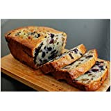 Katz Gluten Free Blueberry Loaf, 13.5 Ounce, Certified Gluten Free - Kosher - Dairy, Soy, Corn & Nut free - (Pack of 1)