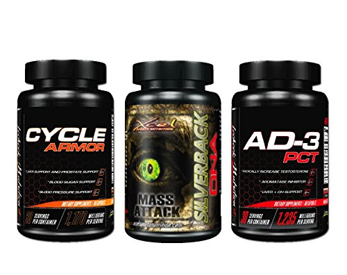 Silverback Dna Complete Cycle (Silverback Dna + Cycle Armor + Ad3 Pct)