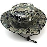Tactical Head Wear/Boonie Hat Cap For Wargame,Sports,Fishing &Outdoor Activties