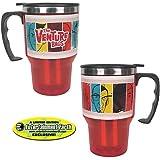 EE Exclusive Venture Bros. Retro 14 oz. Travel Mug