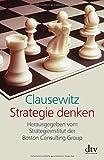 Clausewitz: Strategie Denken (dtv Sachbuch)
