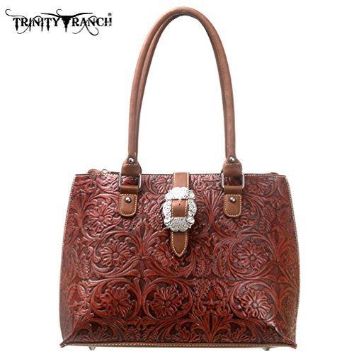 montana-west-trinity-ranch-western-purse-handbag-leather-get-your-western-on-tr11-l8564rwbrn-by-trin