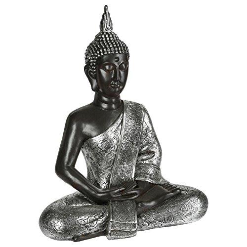 Paris Prix - Statue Déco Bouddha 62cm