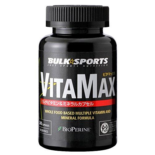 バルクスポーツ ビタマックス V2