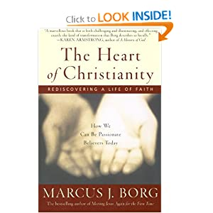 the perception of christianity in marcus borgs speaking christian