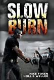 img - for Slow Burn: A Zombie Novel book / textbook / text book