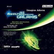 Per Anhalter durch die Galaxis 2 Hörspiel von Douglas Adams Gesprochen von: Bruno Ganz, Rolf Boysen, Otto Sander