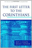 The First Letter to the Corinthians (Pillar New Testament Commentary)