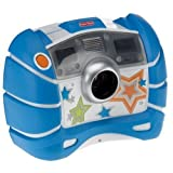 "Fisher-Price R7315-0 - Digitalkamera blauvon ""Mattel"""