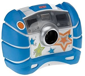 Amazon.com: Fisher Price Kid-Tough Digital Camera - Blue: Toys & Games