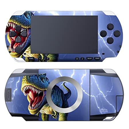 Big Rex Design Decorative Protector Skin Decal Sticker for Sony PSP Game Device