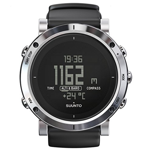 Suunto-Armbanduhr-Core-Brushed-Steel-schwarz-491-x-491-x-134-mm