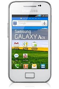Samsung Galaxy Ace (S5830i) - Smartphone libre Android (pantalla táctil de 3,5