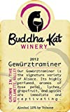 NV Buddha Kat Winery Gewurztraminer 750 mL