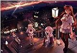 製品画像: Amazon: 少女神域∽少女天獄-The Garden of Fifth Zoa- 【Amazon.co.jpオリジナル ポストカードセット付き】