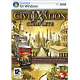 Coffret Civilization 4 (Civ 4 + Extension Beyond the Sword + Extension Warlords)par 2K Games