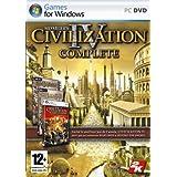 Coffret Civilization 4 (Civ 4 + Extension Beyond the Sword + Extension Warlords)par 2K Games