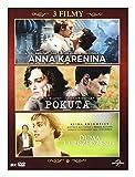 Anna Karenina (BOX) [3DVD] (English audio)