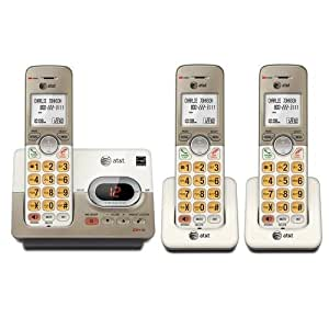 AT&T EL52313 DECT 6.0 Phone Answering System