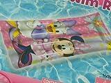Disney Minnie Mouse Girls Inflatable Swim Raft- 19 x 48