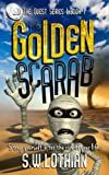 The Golden Scarab: A thrilling time-travel adventure (JJ Sterling Book 1)