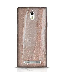 Cover Designs for Oppo Find 7 Marble Back Cover for Oppo Multicolor